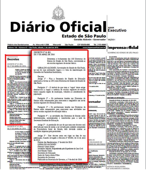 decreto_primeirodeabril_educacaosp